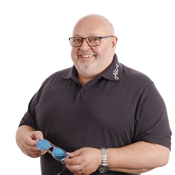 Augenoptikermeister Siegfried Arnold