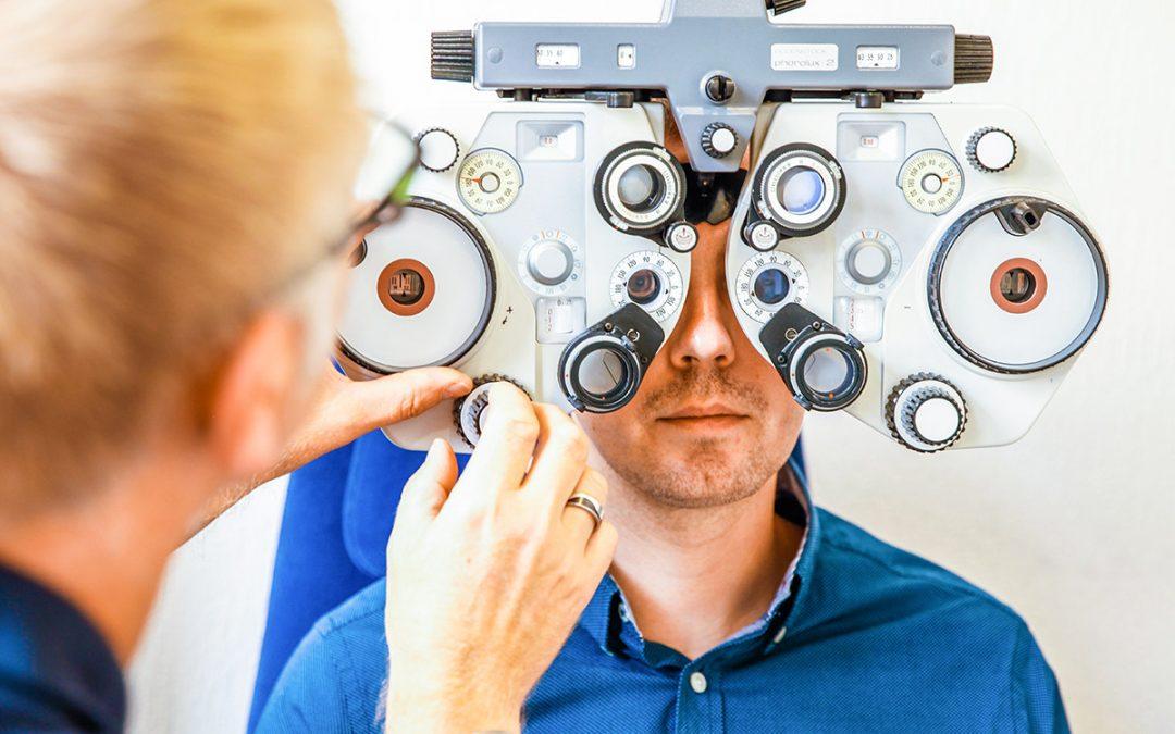 Stellenangebot Augenoptiker/in