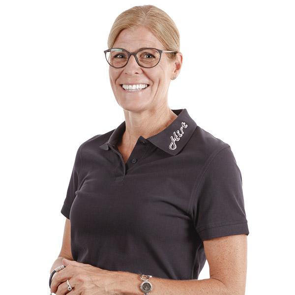 Augenoptikerin Kristine Fischer