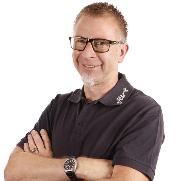 Geschäftsführung Hirt Optik - Michael Recklies