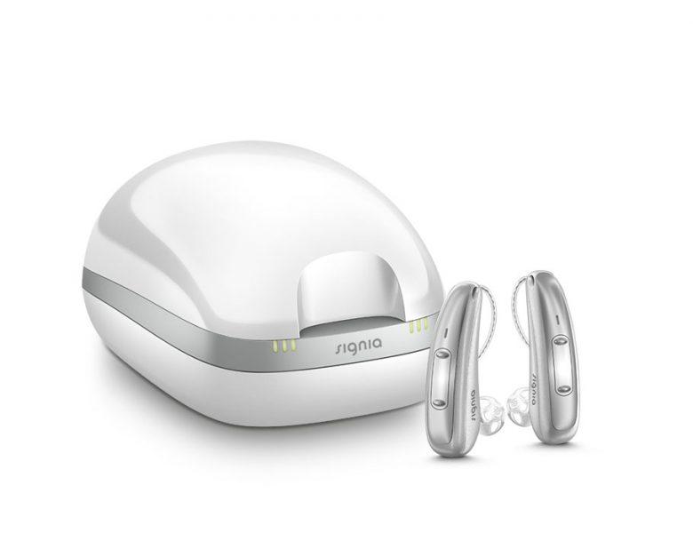 Hörgeräte mit Bluetooth-Technologie von Signia