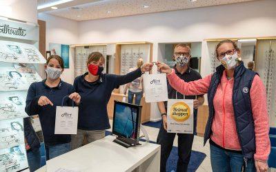 Maskenbummel in Ober-Ramstadt